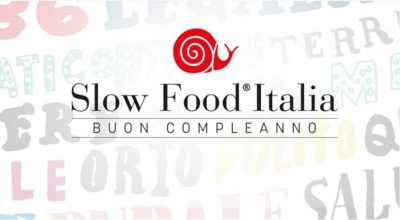 Slow Food compie 30 anni