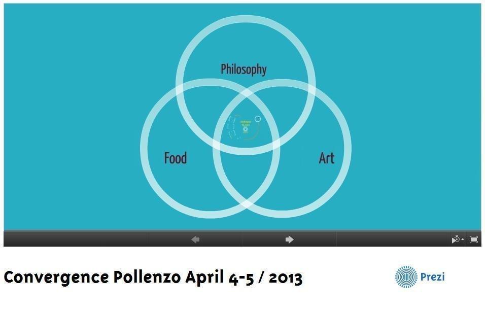 Convergence Pollenzo - Prezi