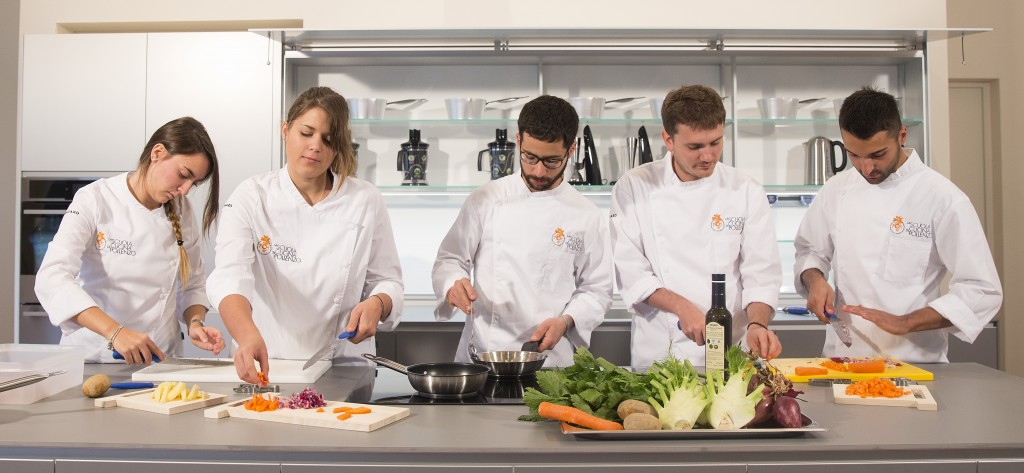 support academic tables & the pollenzo cookery school - unisg ... - Scuola Di Cucina On Line