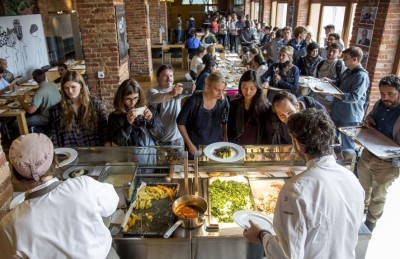 Pollenzo's Academic Tables Presents the 2016 Guest Chefs