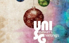 UNISG season's greetings