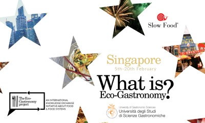 The Eco-Gastronomy Project