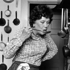 What your mother didn't tell you about the food arts and the children of the Julia Child generation