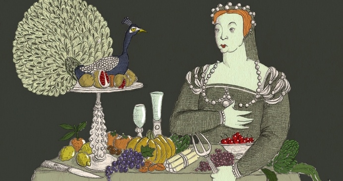 A historical myth and how it came into being catherine de - French cuisine influences ...
