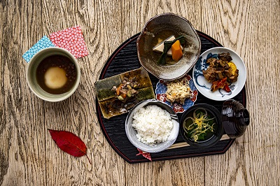 The traditional washoku cuisine of Japanese chef Mitsu Chonan arrives at the Academic Tables