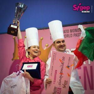 La nuova Pastry Queen 2016: una vittoria italiana targata un po' anche UNISG!