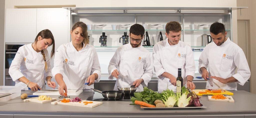 La Scuola di Cucina di Pollenzo
