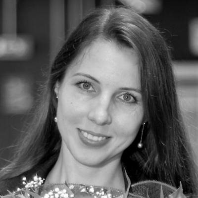 Natalia Rastorgueva