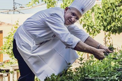 Chef Valerio Angelino Catella, an Ambassador for the Flavors of the Valle d'Aosta