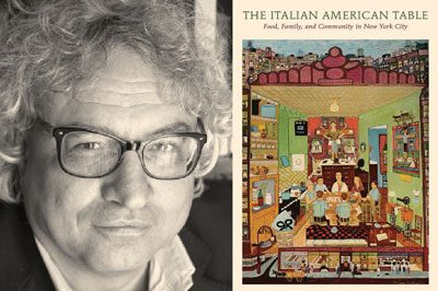 "Unisg presents prof. Simone Cinotto's book: ""The Italian American Table: Food, Family, and Community in New York City"""