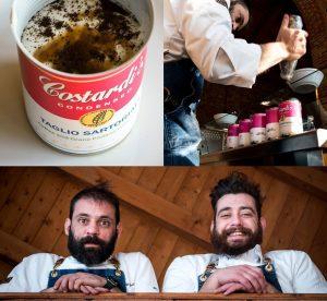 Pensieri e Risotti in lattina, i Beard Brothers incontrano gli studenti Unisg