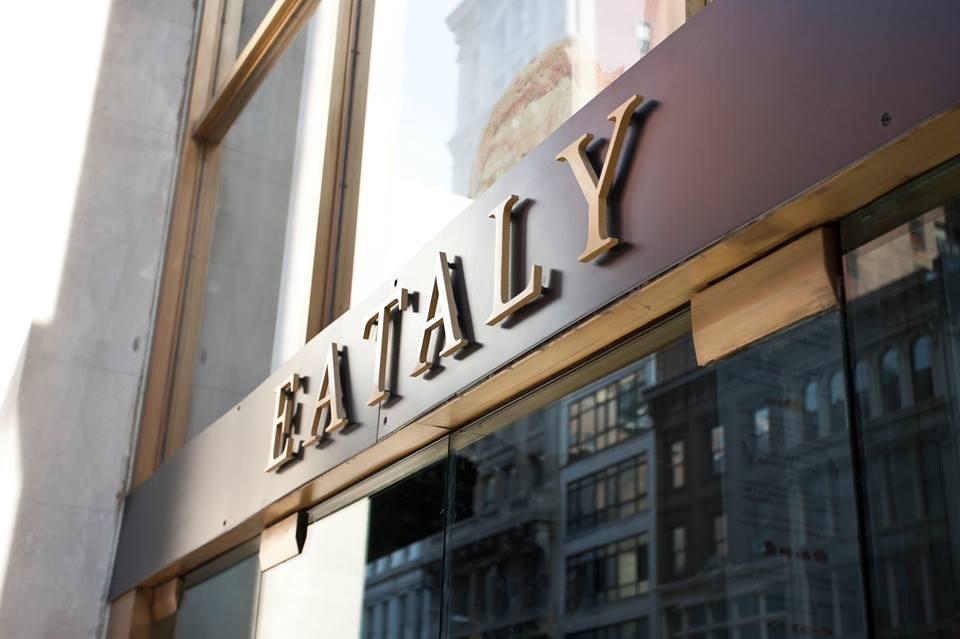 UNISG @ Eataly New York