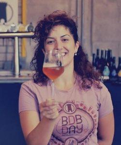 Dall'Etna a Bologna: storia di un'artigiana della birra…