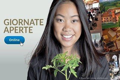 L'Open Day all'Università di Scienze Gastronomiche si fa on line