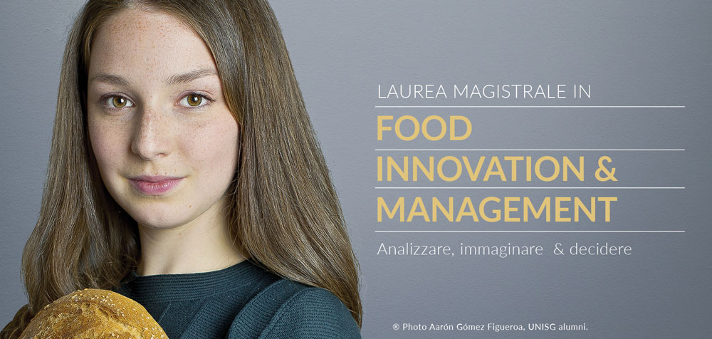 Laurea magistrale unisg university of gastronomic sciences for Laurea magistrale design