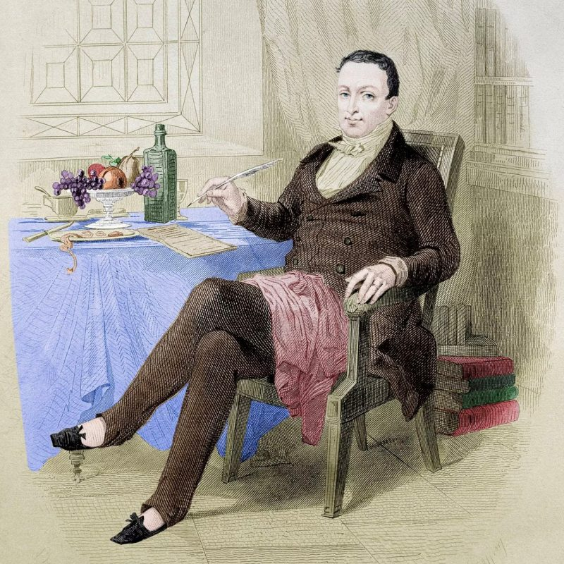 The Figure and Work of Brillat-Savarin