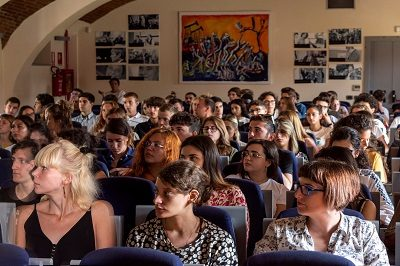 Pollenzo welcomes new students coming from twenty different Countries