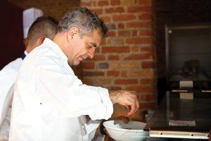 L'estasi culinaria di Mauro Uliassi