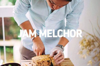 Young Philippine Chef Jam Melchor from Manila Will Cook at the Academic Tables