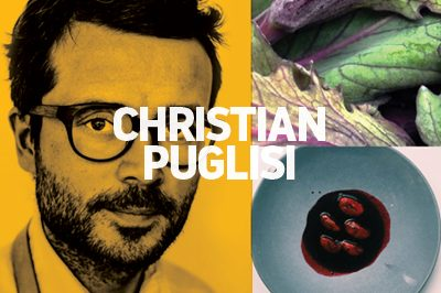 From Denmark to Pollenzo: Talented Italian-Norwegian Chef Christian Puglisi Cooking at the Academic Tables on Thursday October 12 and Friday October 13