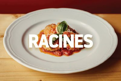 Chefs from Brussels Restaurant Racines to Cook at the Academic Tables