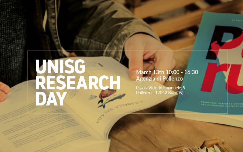 Unisg Research Day 2019