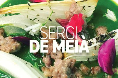 Sergí de Meià Brings a Catalan Accent to the Academic Tables